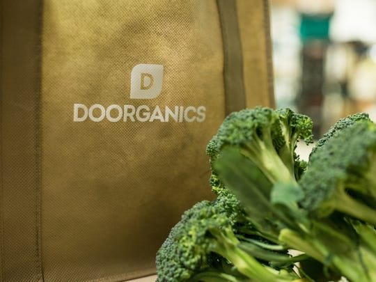 Doorganics has rolled out a new app and is expanding
