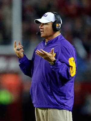 Coach Les Miles: Are his days numbered at LSU?