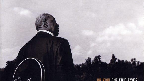 Legendary bluesman B. B. King