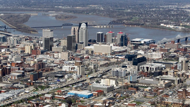 The Greater Louisville Project aims to improve quality of life and move the city forward economically by examining data in four pillars — health, jobs, education and quality of place.