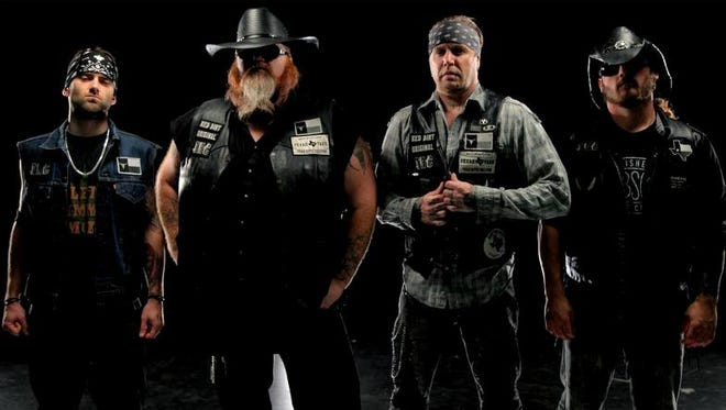 Texas Hippie Coalition will perform at The Music Factory Friday.