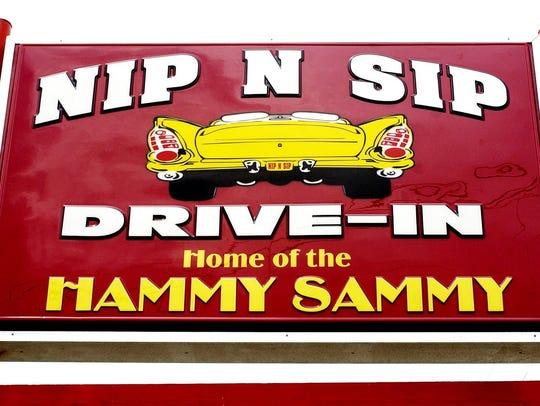 Nip N Sip Drive-In, 2603 N. East St.