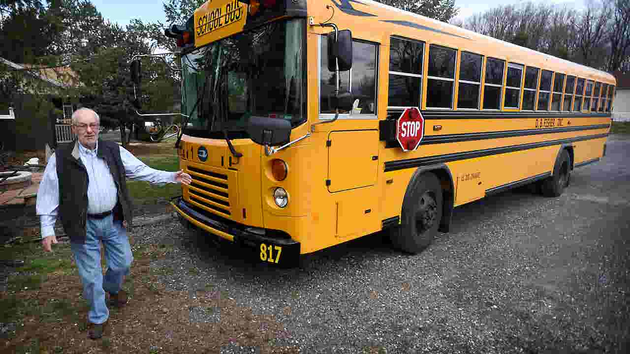 How Safe Is Your Child On The School Bus