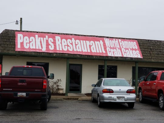 Peaky's Restaurant in Princess Anne will close its doors for good on Sunday, Mar. 11.