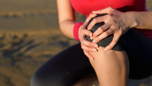 Many sports have seen a rise in female athletes in recent years — and with that comes more knee-related injuries.