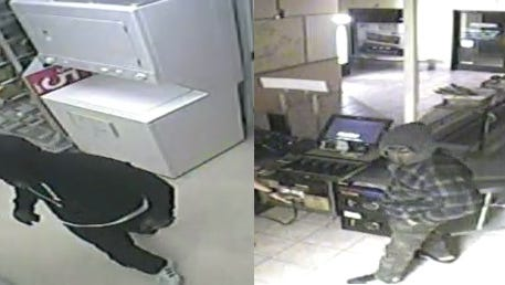 Papa Murphy armed robbery suspects