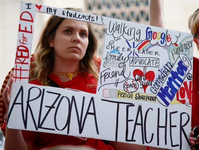 Arizona budget updates: Follow the negotiations on teacher raises