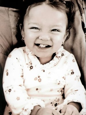 Darisabel Baez, 2, was beaten to death by her mother's boyfriend in York in 2008.