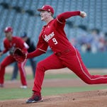 Overlook IU baseball's Tim Herrin at your own risk. The lefty is quietly dominating.