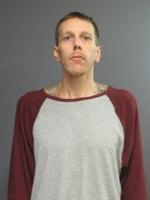 Corey Hulbert committed burglary at a home on Riverview Drive in the Village of Endicott, police say.