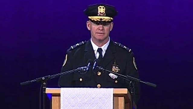 Des Moines Police Chief Dana Wingert