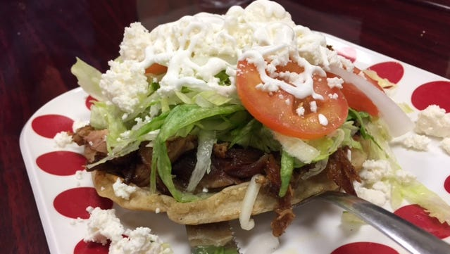 There are now three La Lupita locations, in Lenoir City, Loudon and Maryville.