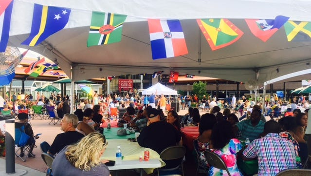 The second annual Caribbean Festival comes to Festival Market Square on July 21, 2018.