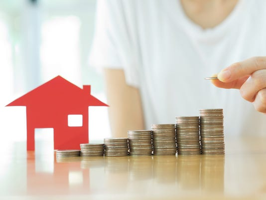 #stockphoto - Real estate, home loan costs