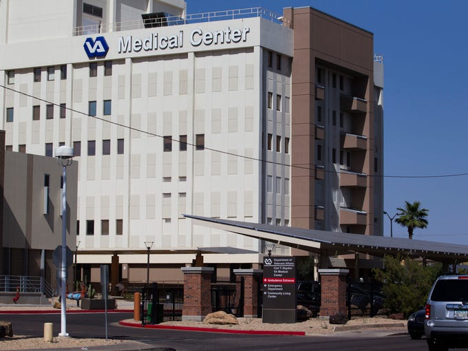 Phoenix VA hospital health-care investigation on Monday,