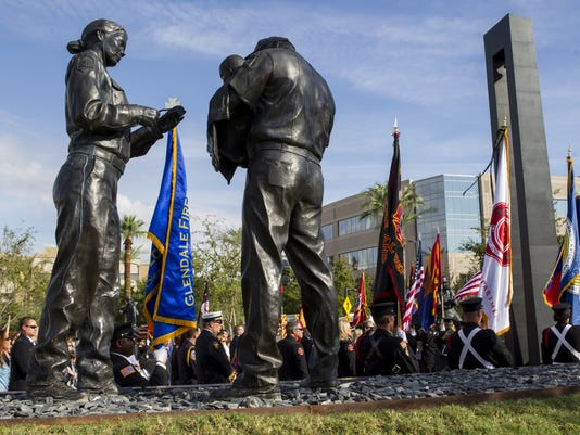 Arizona Fallen Fire Fighters Memorial