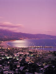 "Santa Barbara is affectionately known as the ""American Riviera."""