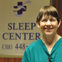 JoAnne Thiels retires Feb. 12 after working 40 years at Christus St. Frances Cabrini Hospital.