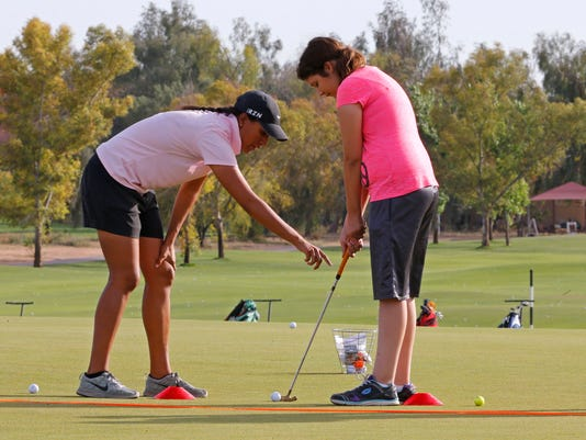 PNI first tee golf 0412