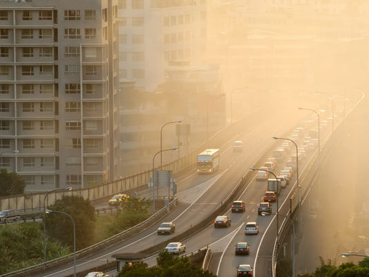 Never mind the lungs. Air pollution can scramble your brain