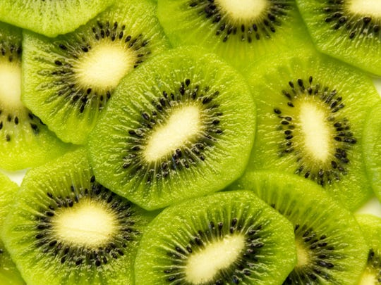 Kiwis are among many foods that contain Vitamin C.