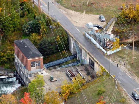 Boardman Dam