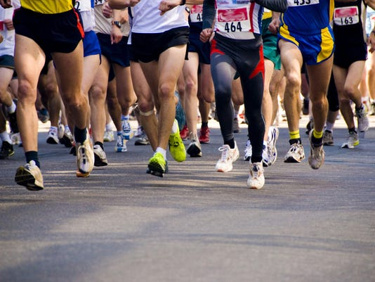 Why the average American runner 'has never been slower'