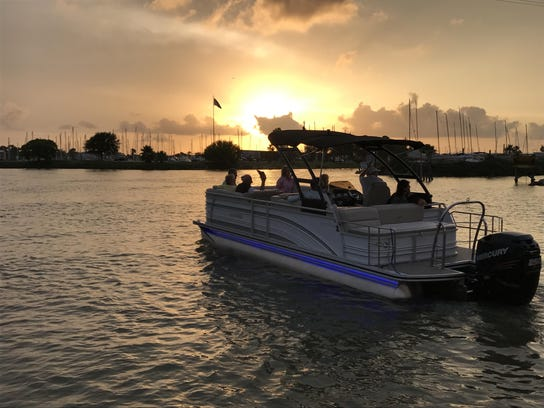 5 Dose of the Coast sunset cruise May 20