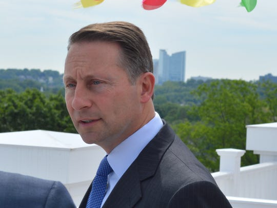 Rob Astorino's campaign struck back at Latimer, saying