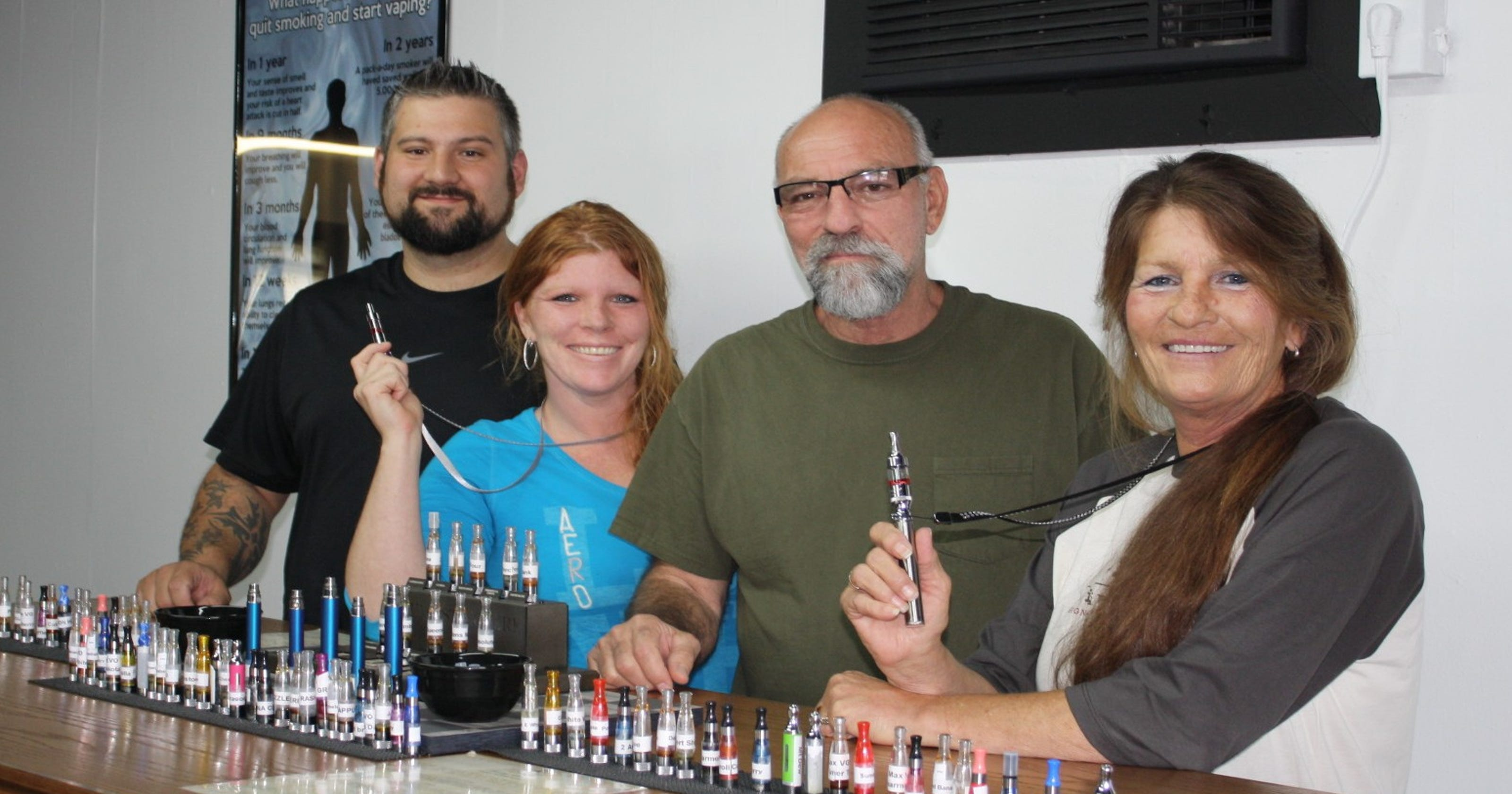 Vaping J's brings e-cigs to Alexandria