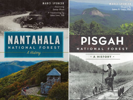 Marci Spencer has penned two books on Western North
