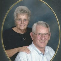 Anniversaries: Bob Stephens & Marylin Stephens