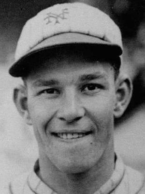 """Mel Ott was the New York Giants' """"little"""" power hitter."""