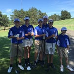 Local golfers compete at national event