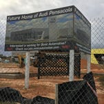 New Pensacola Audi, Honda locations to open in spring