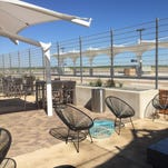 Austin airport's new indoor/outdoor South Terminal is now open