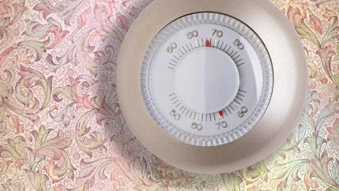 Lowering your thermostat by just one degree might reduce your heating bill by up to 3 percent, according to PSE&G.