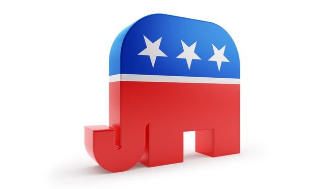 High Quality Render of Republican Party Logo