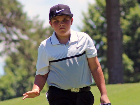 Little John Daly making big impact, just like his father