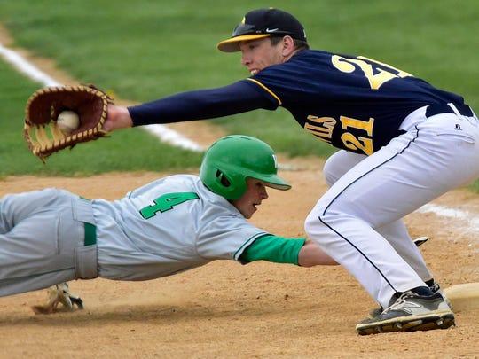 The Greencaslte-Antrim baseball team returns in 2016