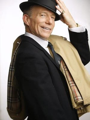 Frank Sinatra tribute artist Jimmy Brewster performs Saturday at the Triada Palm Springs.
