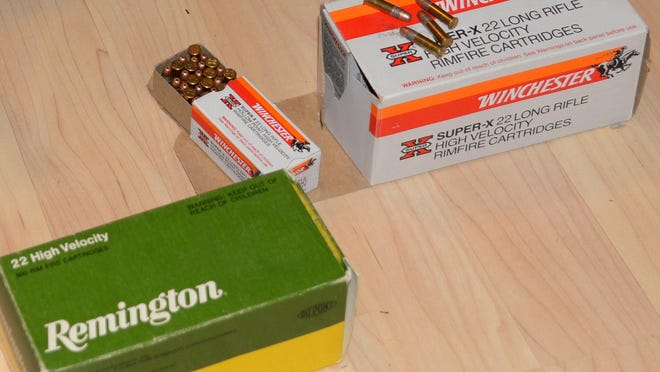 .22 Long Rifle rimfire ammo is by far the most popular ammunition in America.
