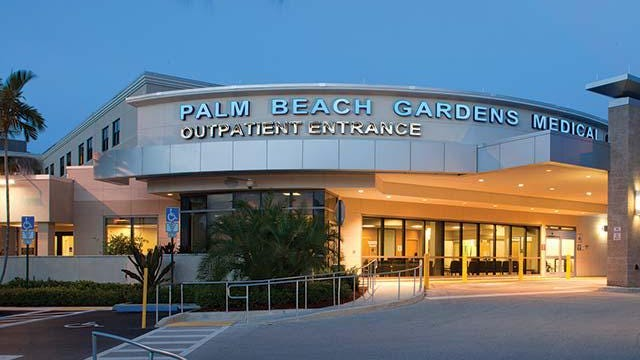 Elective medical procedures have returned to hospitals and outpatient centers around Florida, including Palm Beach Gardens Medical Center.