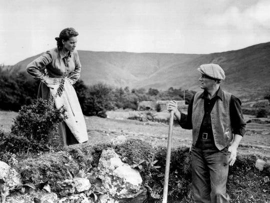 "John Ford directed 1952's ""The Quiet Man,"" which was shot on location in  Ireland. The teaming of Maureen O'Hara and John Wayne is, as always, irresistible."
