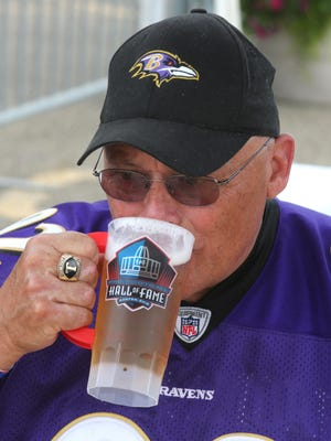 The Pro Football Hall of Fame announced Thursday that the second annual Pro Football Hall of Fame Craft Beer Festival is canceled due to the ongoing coronavirus pandemic.