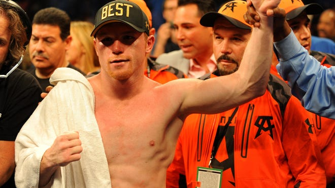 Canelo Alvarez and Miguel Cotto are on a collision course for a November mega fight.