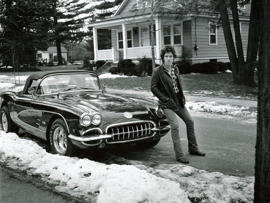 Springsteen Darkness