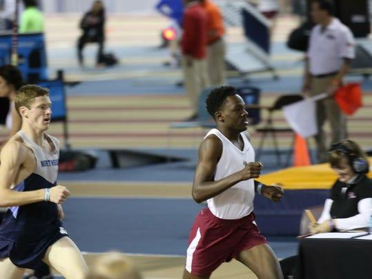 AHSAA state indoor track meet 3