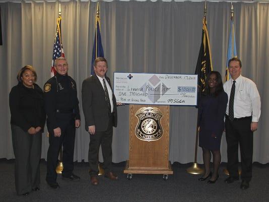 MSGCU cops money