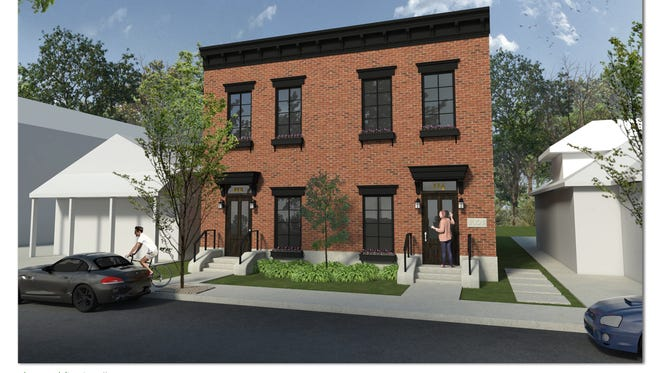 The Little Falls Planning Board has approved plans to convert a vacant eatery, last open in 2010, into two luxury town house units.
